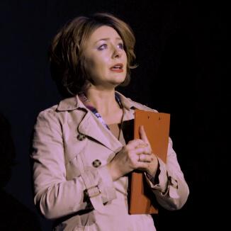 Katie Reddin Clancy British Voiceover Artist Shows Grace10