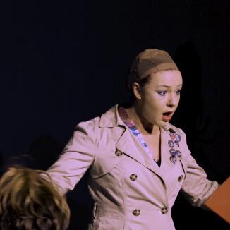 Katie Reddin Clancy British Voiceover Artist Shows Grace11