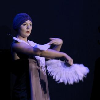 Katie Reddin Clancy British Voiceover Artist Shows Grace19