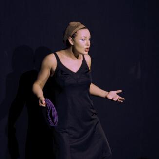 Katie Reddin Clancy British Voiceover Artist Shows Grace21