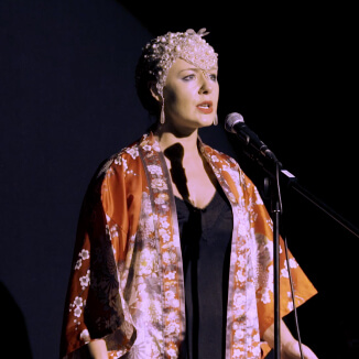 Katie Reddin Clancy British Voiceover Artist Shows Grace3