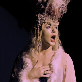 Katie Reddin Clancy British Voiceover Artist Shows Grace4