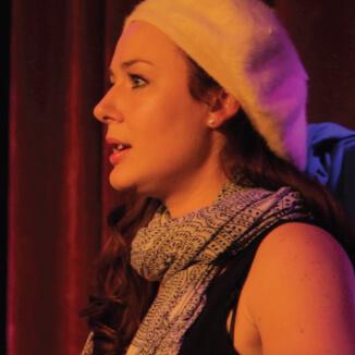 Katie Reddin Clancy British Voiceover Artist Shows Trailer8