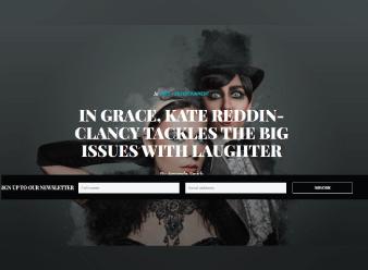 Katie Reddin Clancy British Voiceover Artist The Upslider
